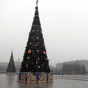 Погода на Новый год 2014 в Санкт-Петербурге может оказаться теплой