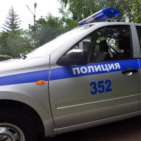 На Бассейной женщина-водитель спровоцировала ДТП с полицейской