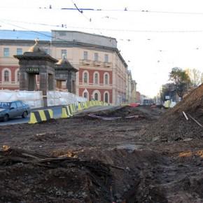 Стали известны точные сроки ремонта Старо-Калинкина моста и площади Репина