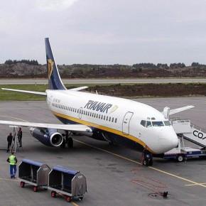 Авиакомпания Ryanair будет летать не только из Финляндии, но и из России