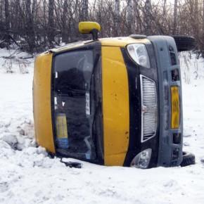 В лобовом ДТП на дороге в Каменку погиб водитель