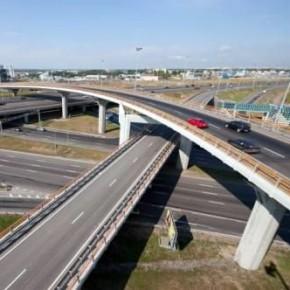 Развязку пересечения Пулковского и Дунайского за 2 года и 9 месяцев построит