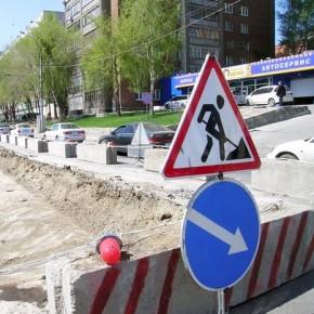 Проспект Шаумяна и часть Гранитной улицы будут закрыты до июня 2014