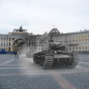 Реконструкцию блокады Ленинграда покажут в центре Петербурга 25-27 января