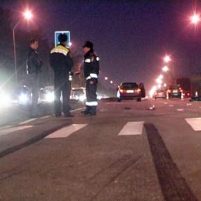 На улице Тельмана двое подростков пострадали под колесами иномарки