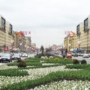 Смольный назвал лучшие районы Петербурга по уровню благоустройства