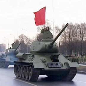Парад на Непокоренных в честь 70-летия освобождения от блокады состоится 27 января