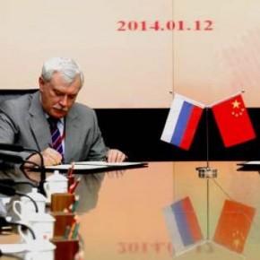 В Петербурге китайцы построят парк развлечений и индустриальные объекты