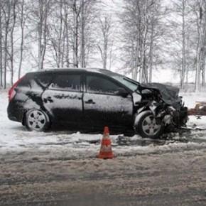 В ДТП в Гатчинском районе Ленинградской области погибли 4 человека