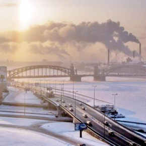 Большой Смоленский мост через Неву должны построить к 2018 году