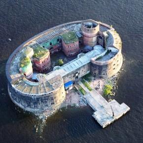 Форты Кронштадта передадут бизнесу