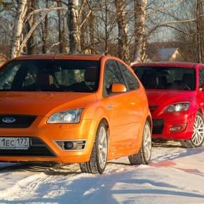 Рейтинг угоняемых машин за 2013 год возглавили Ford и Mazda