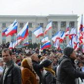 Результаты референдума в Крыму: 93% жителей полуострова - за воссоединение с Россией
