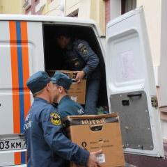 Гуманитарная помощь Крыму: счета, реквизиты, адреса пунктов сбора