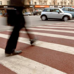 На Дачном маршрутка на глазах у пассажиров насмерть сбила пешехода