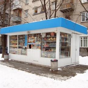В Петербурге введут единый дизайн для ларьков и павильонов