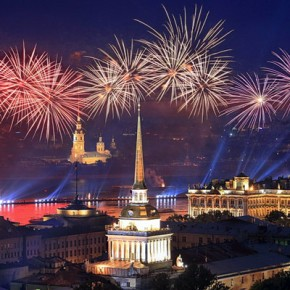 На мероприятия в День города Петербурга потратят 46 миллионов