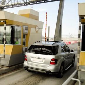 На северном участке ЗСД начинают тестировать систему платного проезда