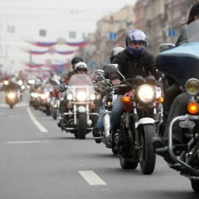Транспортный налог на мотоциклы в Петербурге может быть снижен