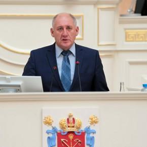 Первым вице-губернатором Петербурга стал Александр Говорунов
