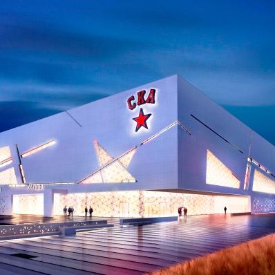 Хоккейный спорткомплекс СКА построят в районе «Проспекта Большевиков»