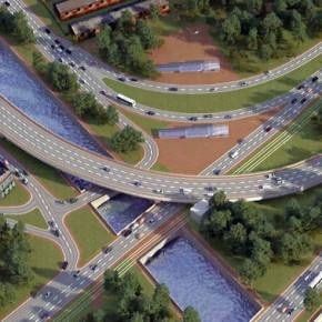 Строительство новой набережной Обводного канала продолжит