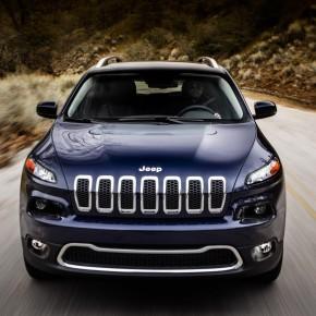 Новый Jeep Cherokee: биодизайн на бездорожье