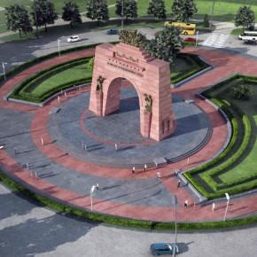 Триумфальную арку в Красном Селе построят на народные деньги