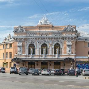 Ремонт и реставрацию цирка на Фонтанке завершат к ноябрю 2015