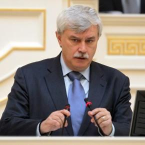 Дату досрочных выборов губернатора Петербурга назначили на 14 сентября