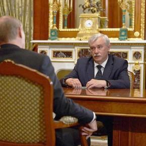 Досрочная отставка губернатора Петербурга Полтавченко все-таки состоялась