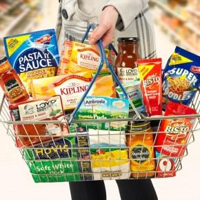 Повышение цен на продукты с начала 2014 года составило 9,9%