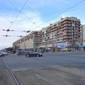 Дорожный ремонт Бухарестской улицы и проспекта Славы добавит Купчино пробок