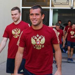 Cамыми популярными футболистами России признаны Кержаков и Акинфеев