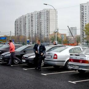 Новые перехватывающие парковки у метро появятся по 5 адресам