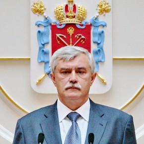 14 сентября в выборах губернатора Петербурга поучаствуют 5 кандидатов