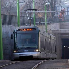 13 линий легкорельсового трамвая построят в Петербурге к 2020 году
