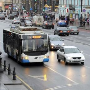 Стоимость проезда в общественном транспорте в Петербурге с 2015 года составит 28-31 рубль