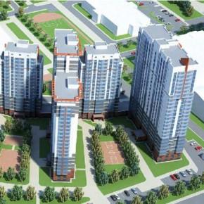 Рост цен на строящуюся недвижимость в Петербурге с начала 2014 года составил 6,6%