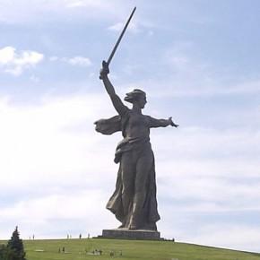 Активисты желающие переименовать Волгоград в Сталинград собирают подписи