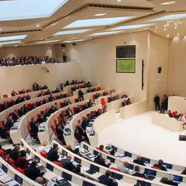Правительство Грузии подало в отставку. Опубликован список нового кабинета министров