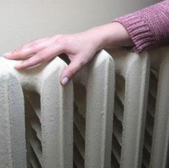 Жители Колпино жалуются на проблемы с отоплением