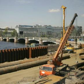 Тоннель на Пироговской набережной откроют 25 декабря