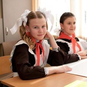 ЛДПР предложили ввести школьную форму уже в 2013