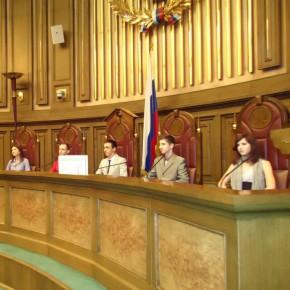 Суды: Верховный и Высший арбитражный, переедут в Петербург