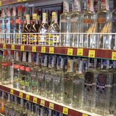 В Челябинске придумали как продавать водку по ночам