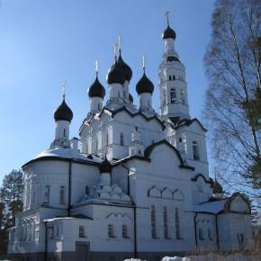 Ограблен храм Казанской Божьей Матери в Зеленогорске
