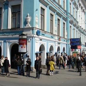 Выход из метро на канал Грибоедова и вестибюль Невского проспекта-2 откроют к Новому году