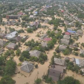 По делу о наводнении в Крымске предъявлены обвинения