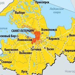 Дрозденко против расширения границ Санкт-Петербурга